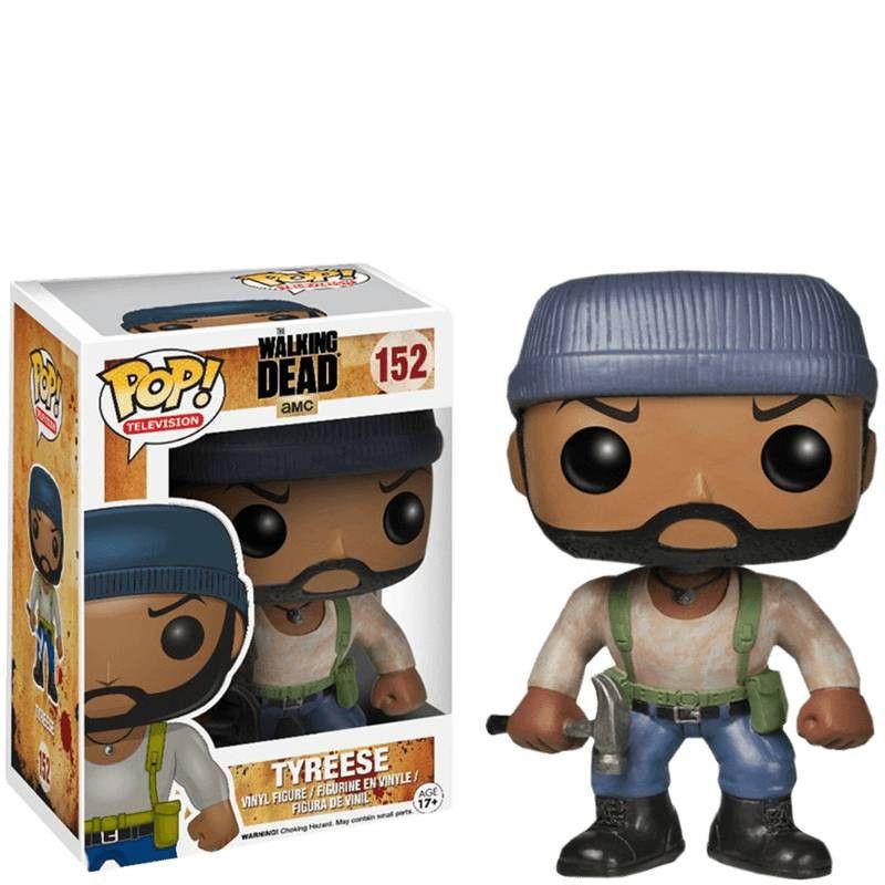 Funko Pop The Walking Dead - Tyreese