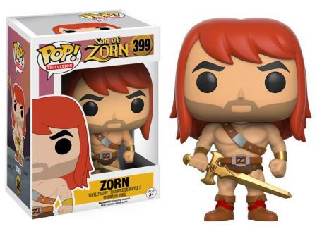 Funko Pop TV Son of Zorn - Zorn 399