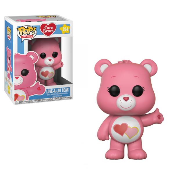 Funko Pop Ursinhos Carinhosos ( Care Bears ) - Rosa Ternura 351