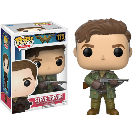 Funko Pop Wonder Woman - Steve Trevor