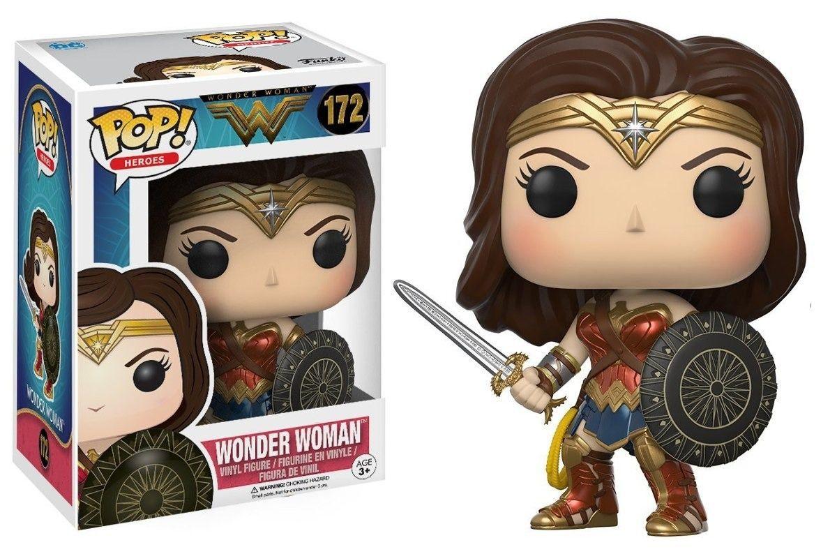 Funko Pop Wonder Woman - Wonder Woman 172