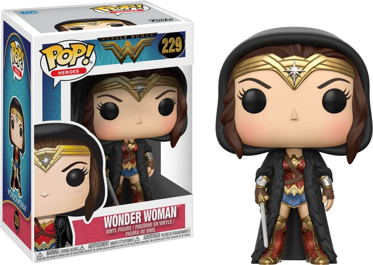 Funko Pop Wonder Woman - Wonder Woman 229