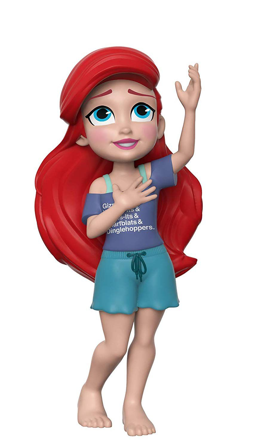Funko Rock Candy  Comfy Princesses  Ariel