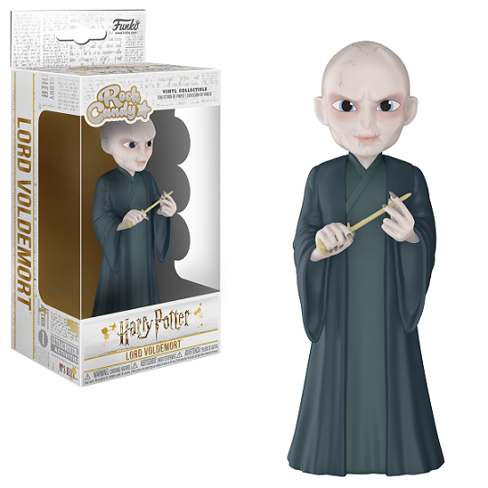 Funko Rock Candy Harry Potter - Lord Voldemort