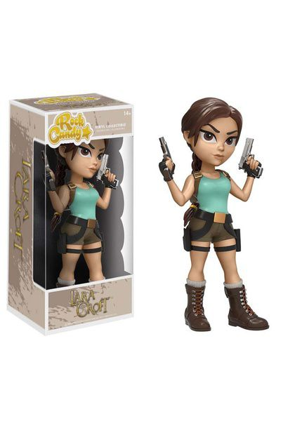 Funko Rock Candy Lara Croft