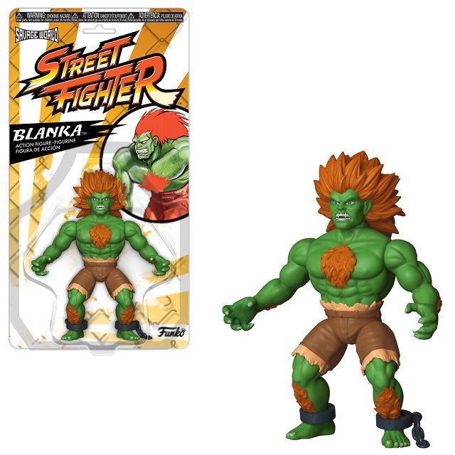 Funko Savage World - Street Fighter Blanka