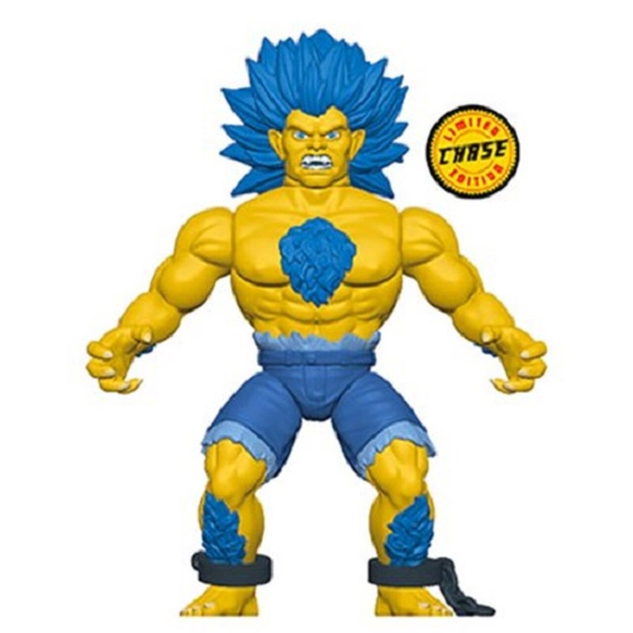 Funko Savage World - Street Fighter Blanka Amarelo