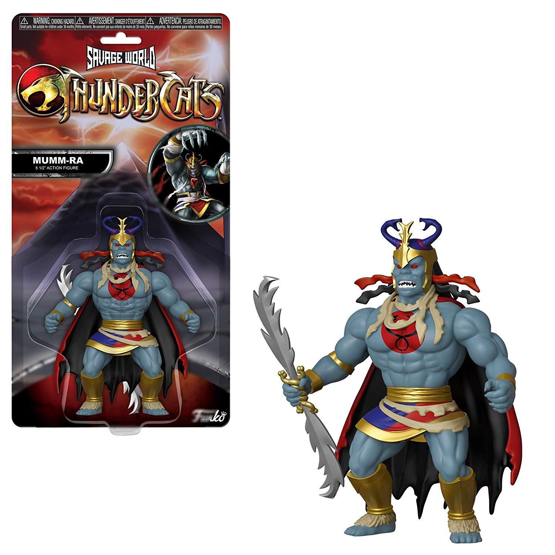 Funko Savage World - Thundercats - Mumm-Ra Oficial Licenciado