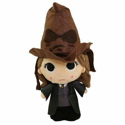 Funko Supercute Pelúcia  Harry Potter S3 Hermione Granger Com Chapéu