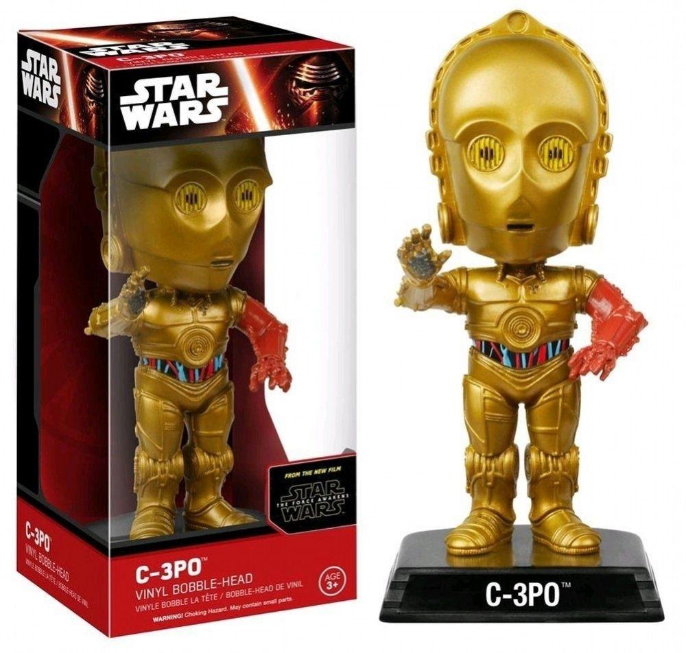 Funko Wacky Wobbler - Star Wars C-3PO