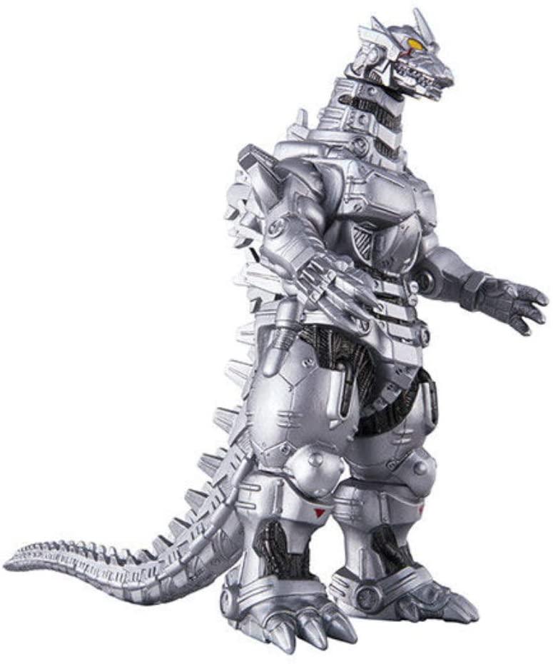 Godzilla Movie Monster Series Mecha Godzilla 2004 Oficial Licenciado