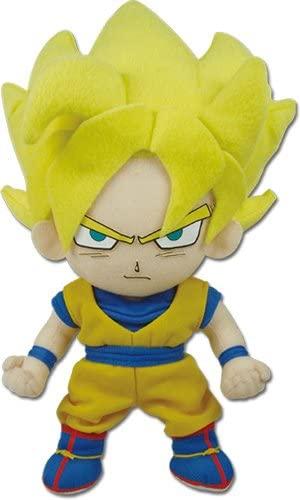 Great Eastern Pelúcia Dragon Ball Z - Super Saiyan Goku Oficial Licenciado