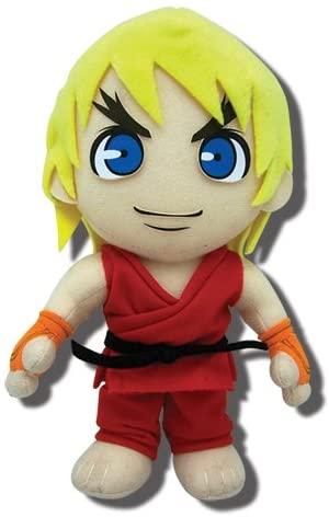 Great Eastern Pelúcia Street Fighter IV Ken Oficial Licenciado