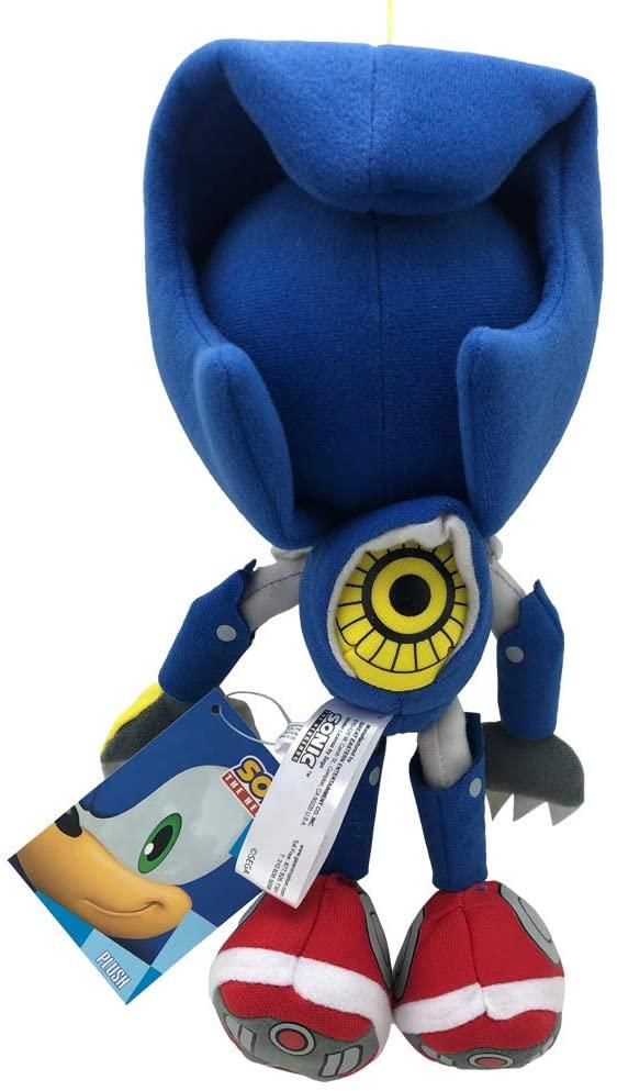 Great Eastern Sonic The Hedgehog Metal Sonic 27cm Oficial Licenciado