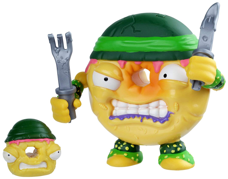 Grossery Gang The S4 Bug Strike Action Figures - Dodgey Donut
