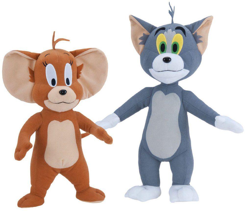 Hanna-Barbera Tom and Jerry Pelúcia Set Licenciado