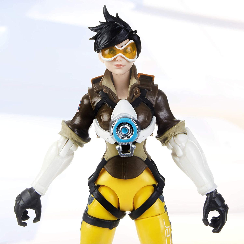 Hasbro Overwatch Ultimates Series Tracer Action Figure Oficial Licenciado