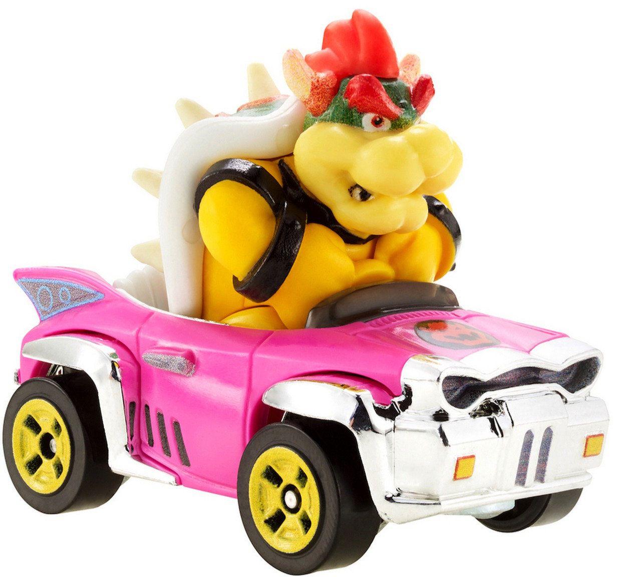 Hot Wheels Mario Kart Bowser Badwagon