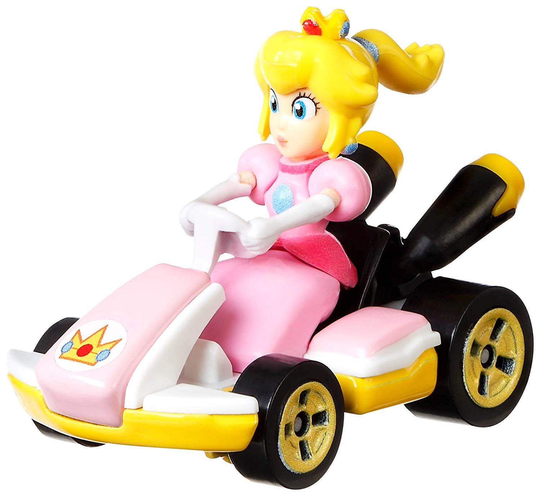 Hot Wheels Mario Kart Peach Standart Kart