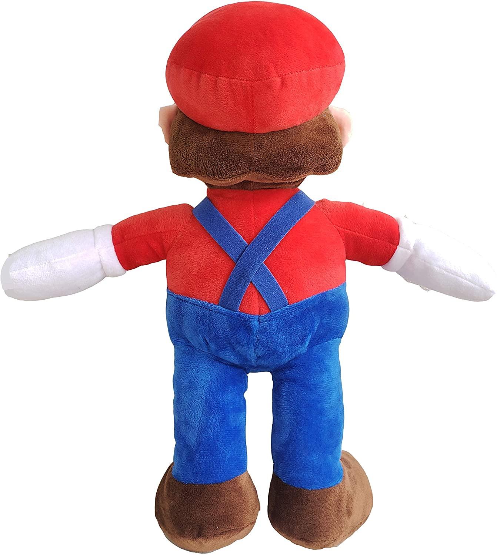 illuOKey Super Mario Pelúcia 40 cm Oficial Licenciado