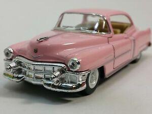 Kinsmart 1953 Cadillac Series Rosa 1/43 Oficial