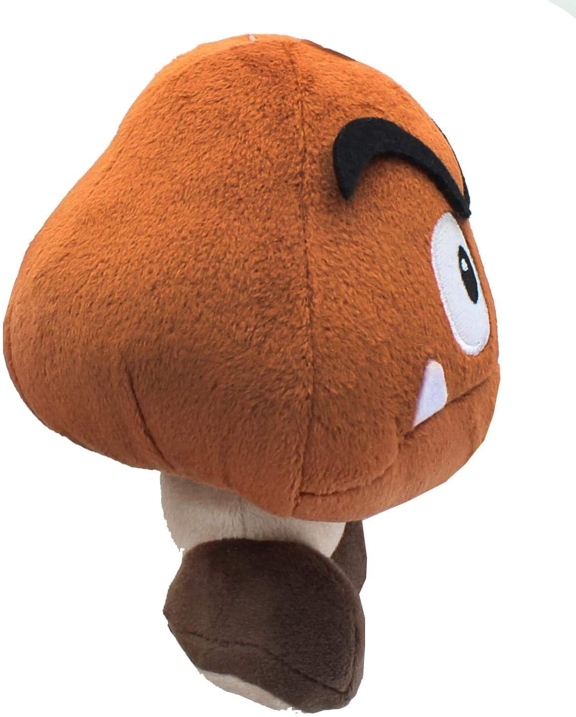 Little Buddy Pelúcia Super Mario All Star Collection Goomba