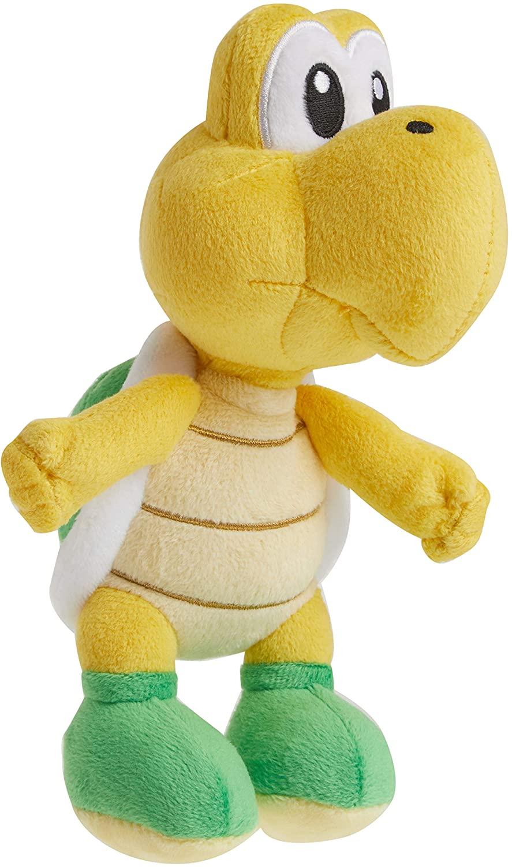 Little Buddy Pelúcia Super Mario All Star Collection Koopa Troopa