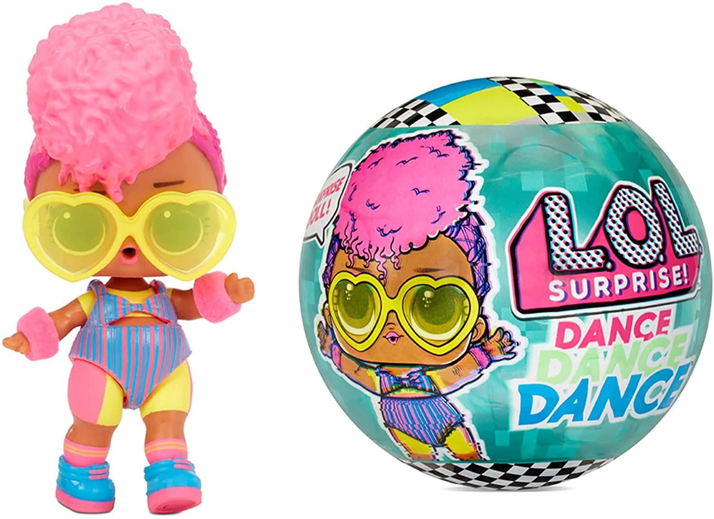LOL Surprise Boneca de Dança Surpresa c/ 8 Surpresas Original