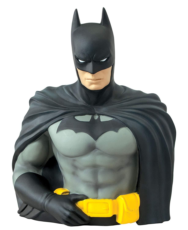 Marvel Batman Action Figure Cofre Busto Oficial Licenciado