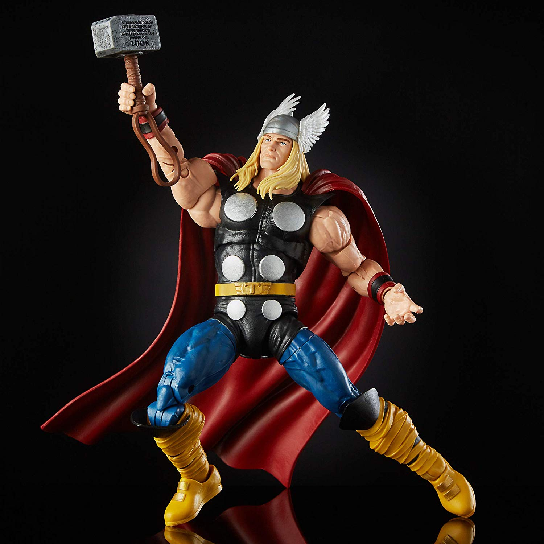 Marvel Comics 80th Anniversary Legends Series 6 Thor Oficial Licenciado