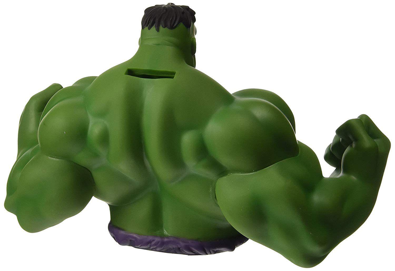 Marvel Hulk Action Figure Cofre Busto