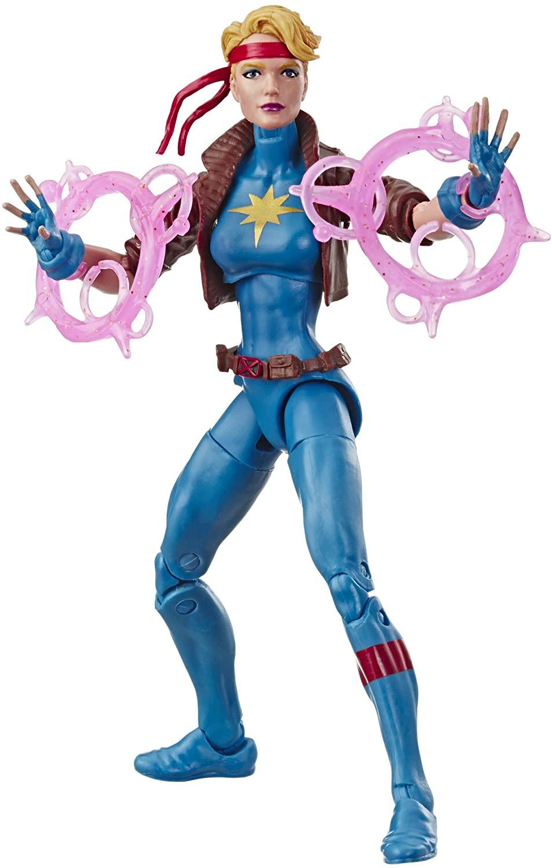 Marvel Legends 80th X-men Dazzler Oficial Licenciado