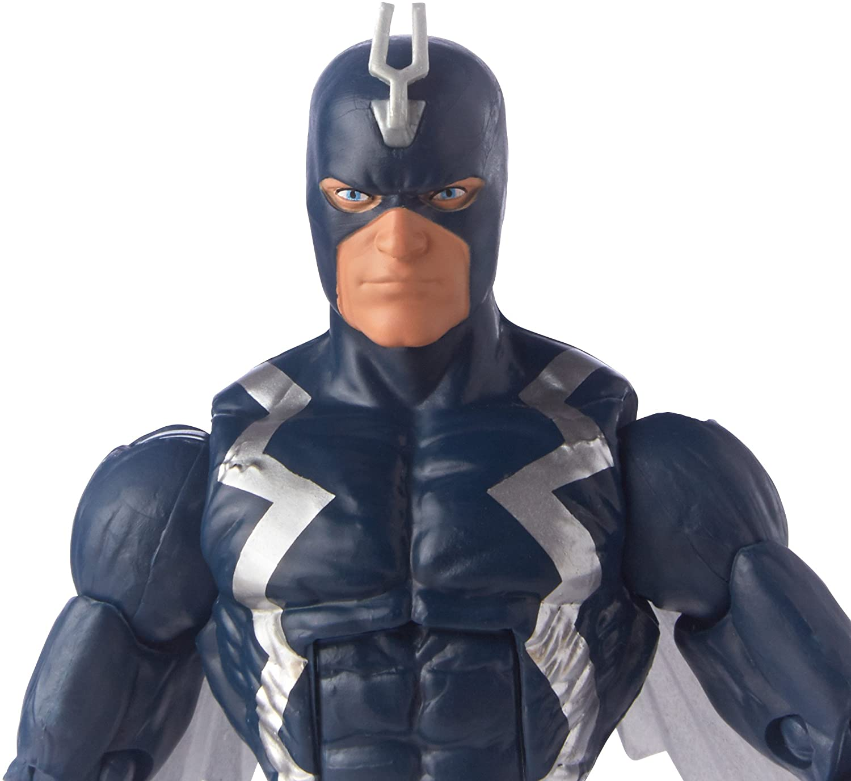 Marvel Legends Black Bolt Oficial Licenciado