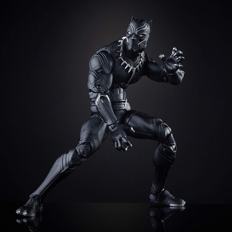 Marvel Legends Series Black Panther - Pantera Negra Oficial Licenciado