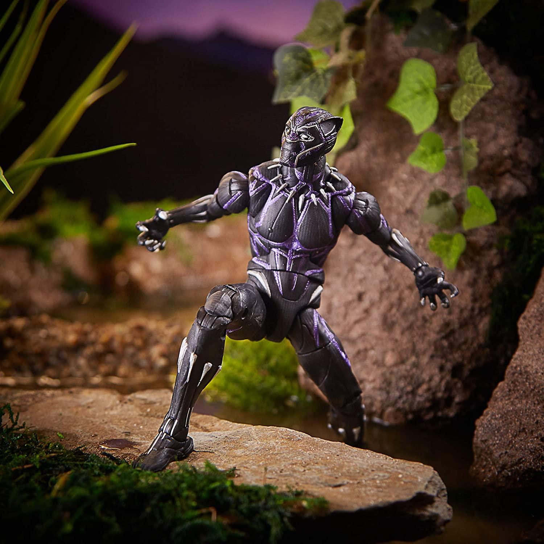Marvel Legends Series Black Panther - Pantera Negra  Infinity War Oficial Licenciado