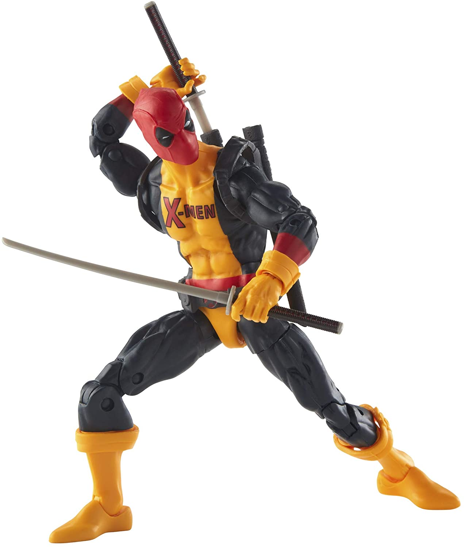 Marvel Legends Series Deadpool 2 Oficial Licenciado