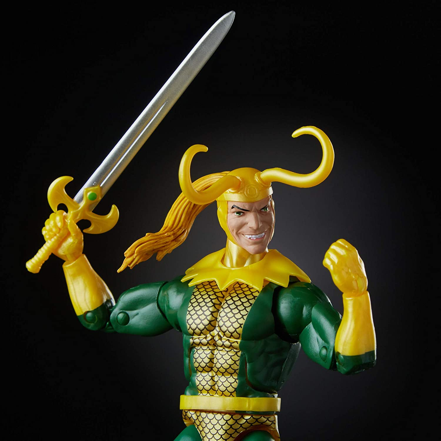 Marvel Legends Series Loki Oficial Licenciado