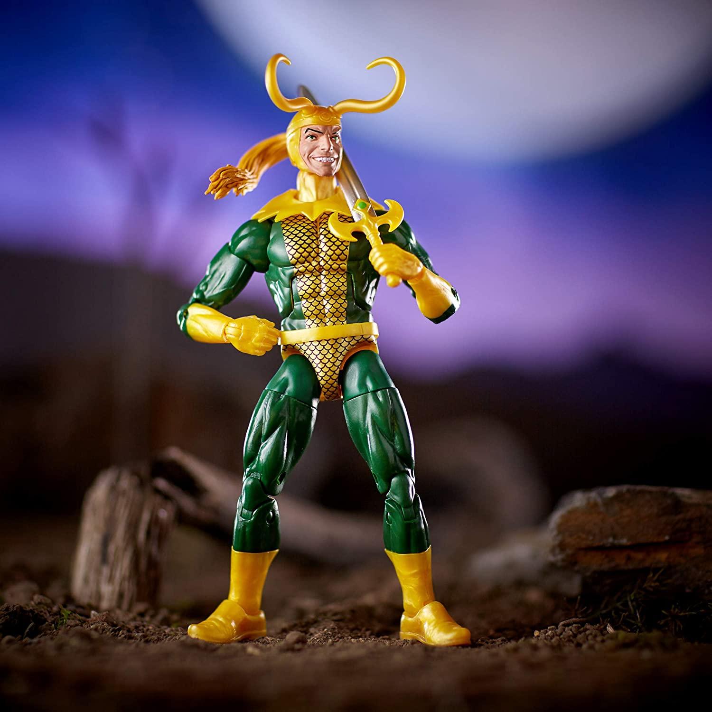 Marvel Legends Series Loki Oficial Licenciado