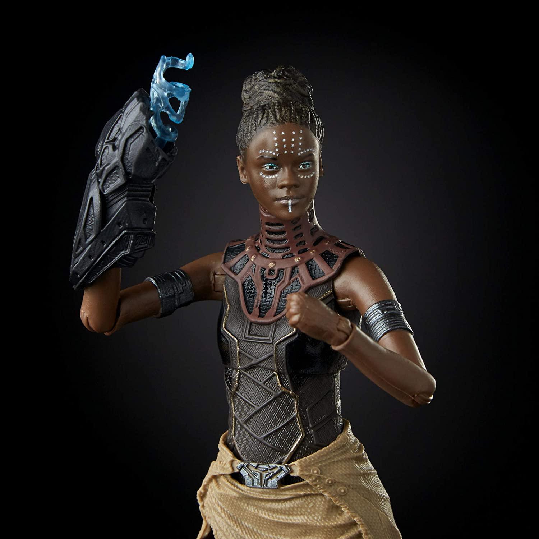 Marvel Legends Series Pantera Negra Shuri Oficial Licenciado