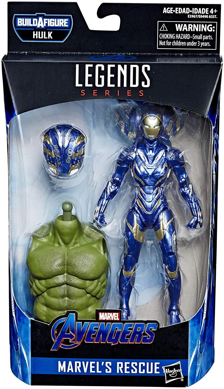 Marvel Legends Series Ultimato Rescue Oficial Licenciado