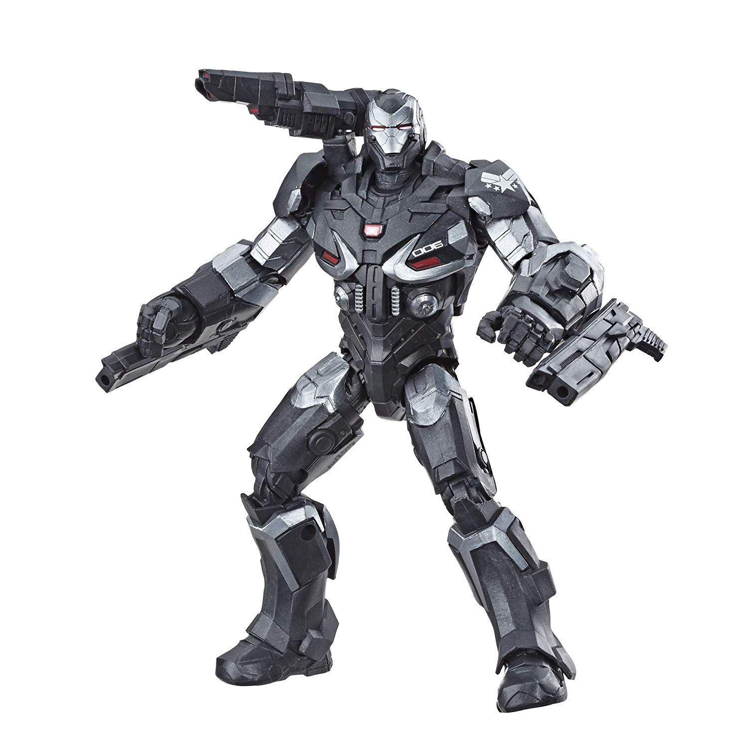 Marvel Legends Series Ultimato War Machine Oficial Licenciado