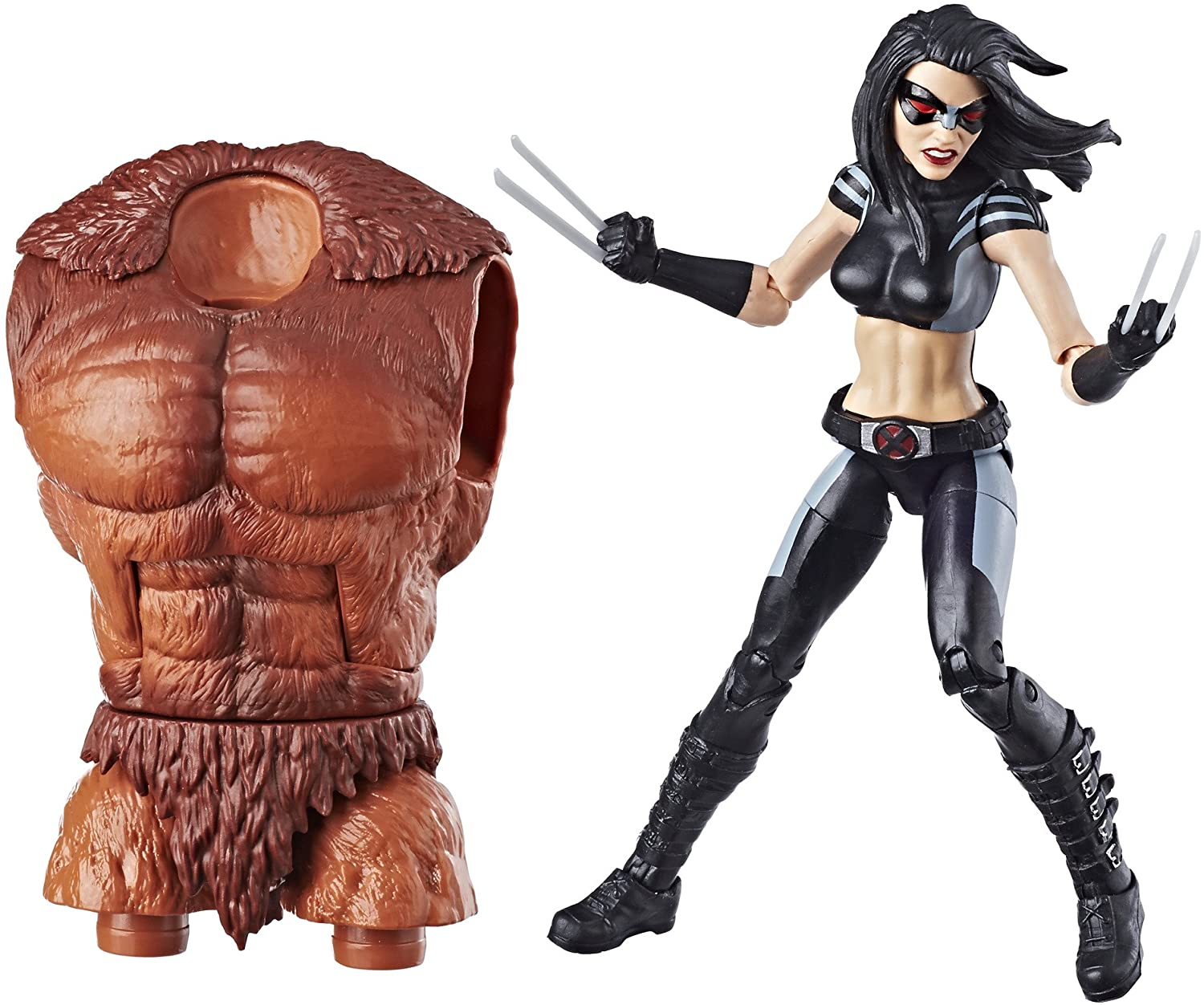 Marvel Legends Series X-23 Oficial Licenciado