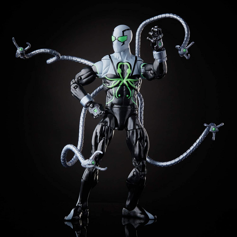 Marvel Legends Spider-Man Superior Octopus Oficial Licenciado