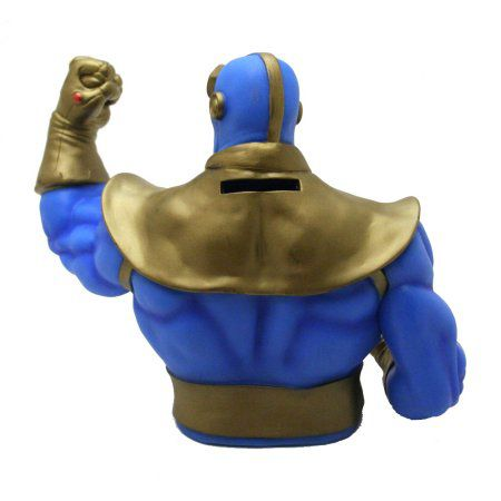 Marvel Thanos  Action Figure Cofre Busto