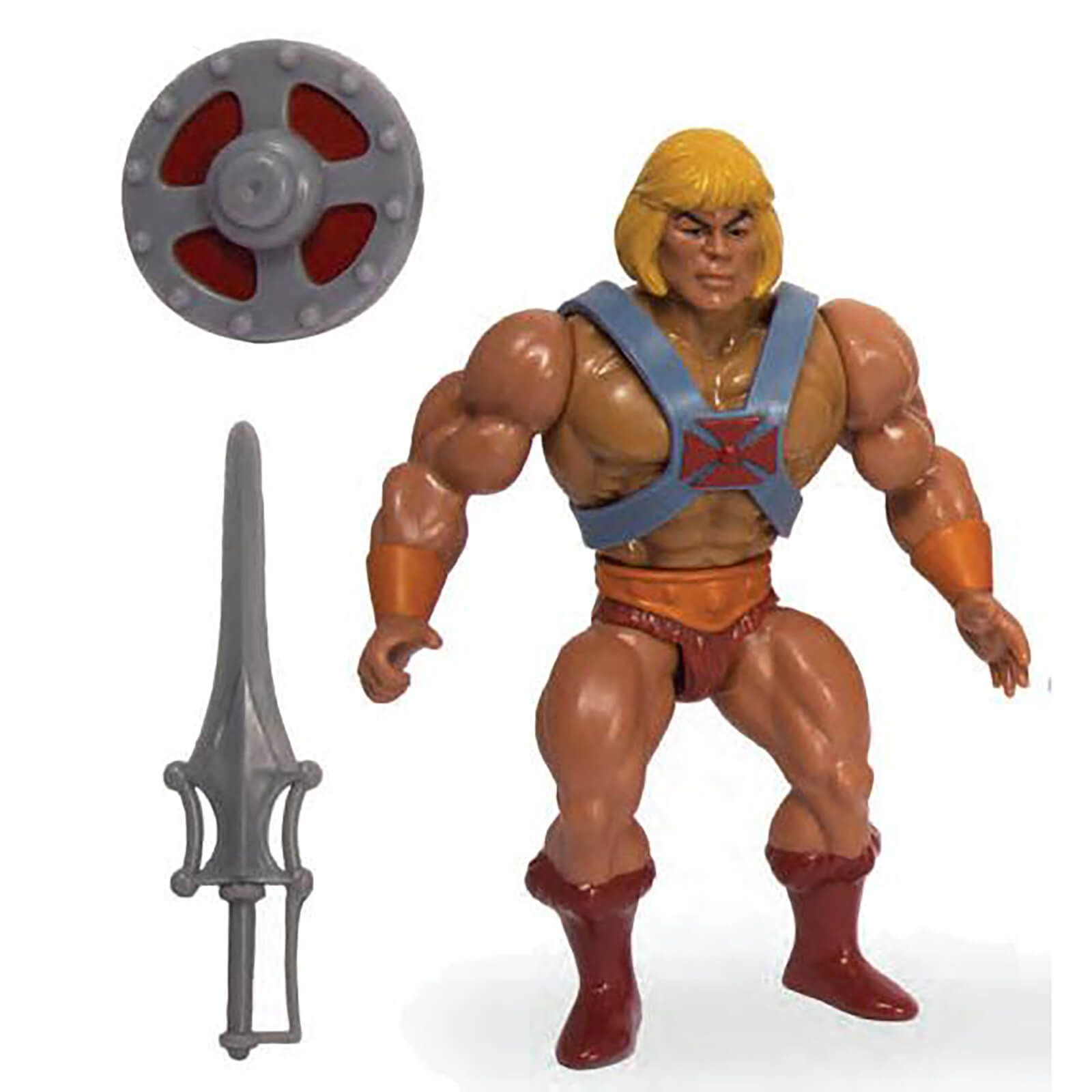 Masters of the Universe He-Man Super7 14 Cm