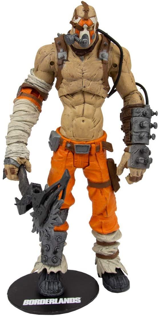 McFarlane Toys Borderlands - Krieg Oficial Licenciado