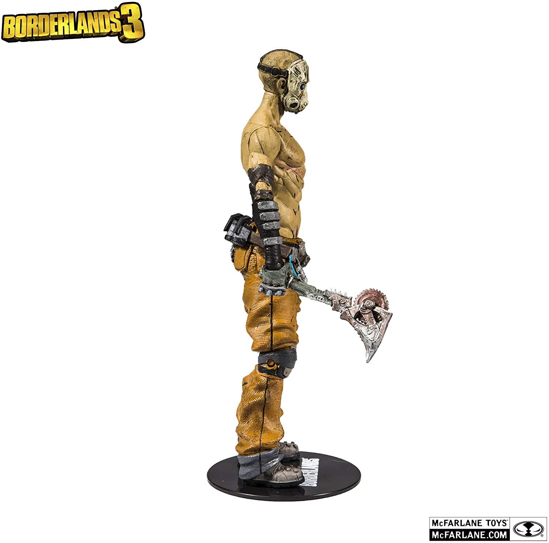 McFarlane Toys Borderlands - Psycho Oficial Licenciado