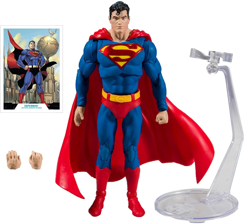 McFarlane Toys DC Multiverse Superman Oficial Licenciado