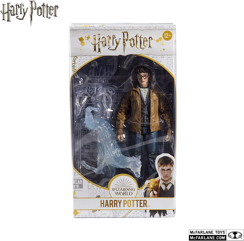 McFarlane Toys Harry Potter - Harry Action Oficial Licenciado