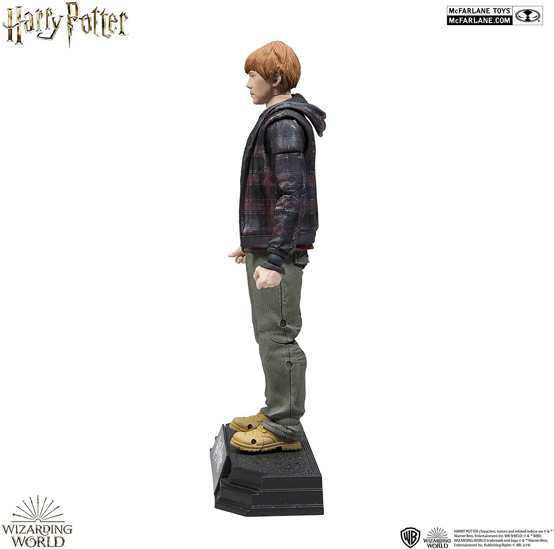 McFarlane Toys Harry Potter Ron Weasley Oficial Licenciado